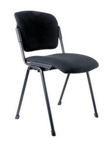 Компьютерное кресло era black обивка иск. кожа