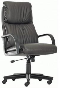 Компьютерное кресло nadir микрофибра/кожзам