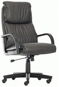 Компьютерное кресло nadir натуральная кожа