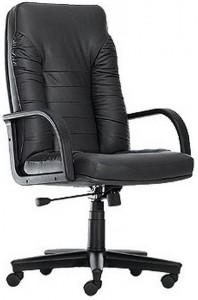 Компьютерное кресло tango натуральная кожа