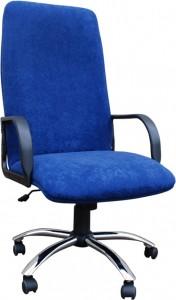 Кресло руководителя К-01 Люкс Z экокожа стандарт, микрофибра