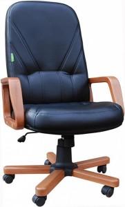 Компьютерное кресло manager ex экокожа,микрофибра