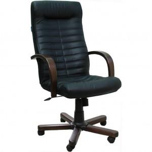 Компьютерное кресло orman натуральная кожа