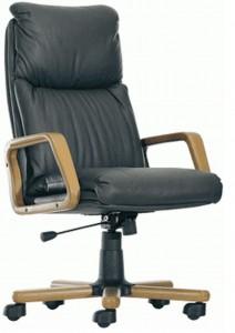 Компьютерное кресло nadir ex натуральная кожа