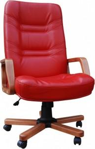 Компьютерное кресло minister ex натуральная кожа