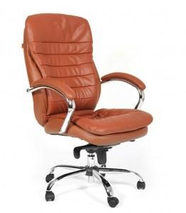 Кресло для руководителя CHAIRMAN 795 натуральная кожа