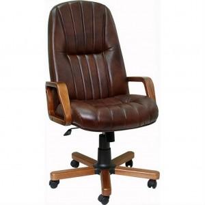 Кресло руководителя Дэйв EX кожзам, микрофибра