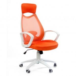 Кресло офисное CHAIRMAN 840 White