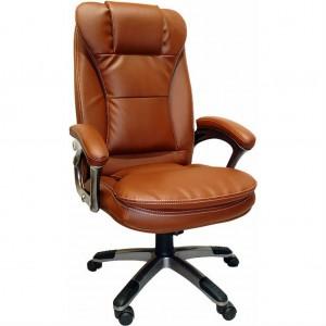 Кресло руководителя Q-64 экокожа стандарт, микрофибра