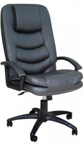 Кресло руководителя Q-55 экокожа стандарт, микрофибра