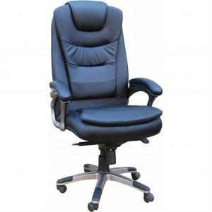 Кресло руководителя Q-65 экокожа стандарт, микрофибра