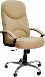 Кресло руководителя Лунный Принц МП/Z экокожа стандарт, микрофибра