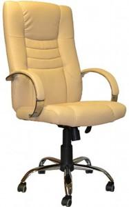 Кресло для руководителя Сенатор хром