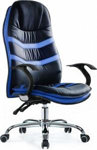 Компьютерное кресло SM BLUE/BLACK