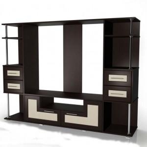 Мебельная стенка для гостиной Мебелайн-11