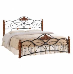 Кровать кованая «Канцона» (Canzona) + основание 1400х2000