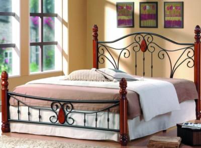 Кровать AT 9003 (метал. каркас) + основание 1600х2000