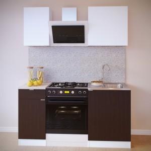 Кухонный гарнитур ПН-04+ТК-04.1+ПН-06+ТК-06м