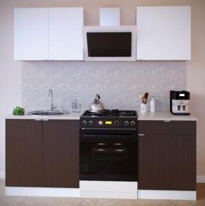 Кухонный гарнитур ПН-08+ТК-08м+ПН-06+ТК-06.1