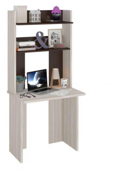 Компьютерный стол СКЛ-ПРЯМ 80(БЕЗ ТУМБЫ)+НКЛХ-80