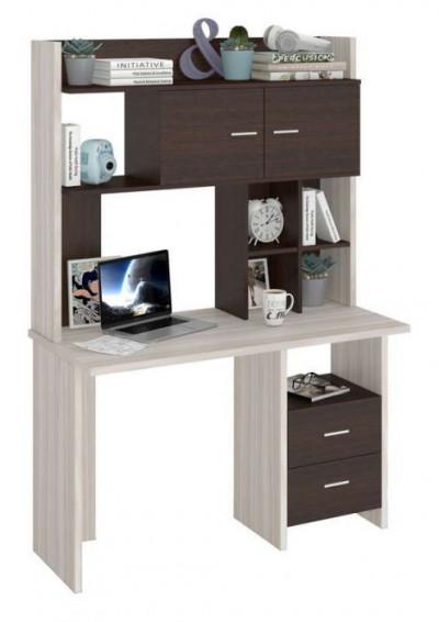 Компьютерный стол СКЛ-ПРЯМ120+НКЛХ-120
