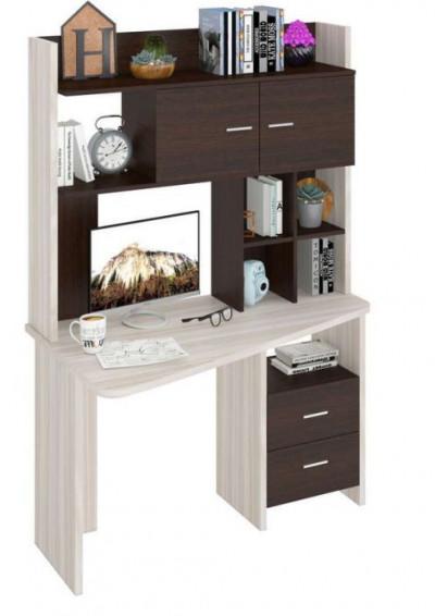 Компьютерный стол СКЛ-ТРАП120+НКЛХ-120