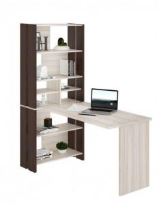 Компьютерный стол СТЛ-ОВХ+С120ПРЯМ (БЕЗ ТУМБЫ)