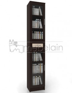 Книжный шкаф «Библиотека Мебелайн 18»