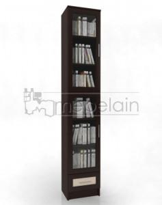 Книжный шкаф «Библиотека Мебелайн 25»