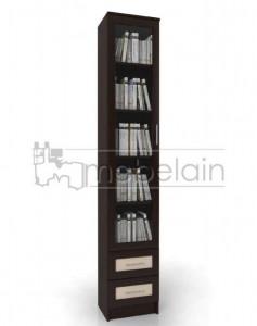 Книжный шкаф «Библиотека Мебелайн 34»