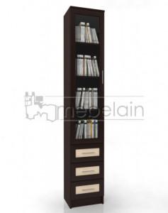 Книжный шкаф «Библиотека Мебелайн 50»