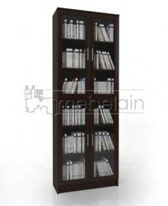 Книжный шкаф «Библиотека Мебелайн 10»