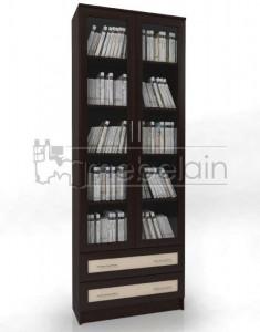 Книжный шкаф «Библиотека Мебелайн 35»
