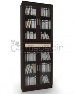 Книжный шкаф «Библиотека Мебелайн 19»