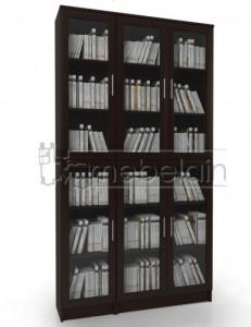 Книжный шкаф «Библиотека Мебелайн 11»