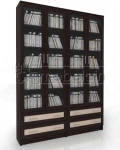Книжный шкаф «Библиотека Мебелайн 37»