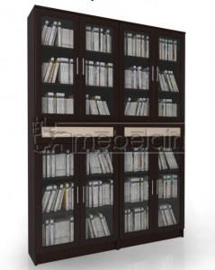 Книжный шкаф «Библиотека Мебелайн 21»