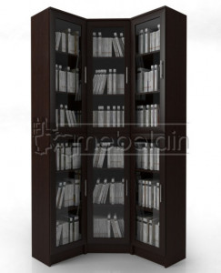 Книжный шкаф «Библиотека Мебелайн 14»
