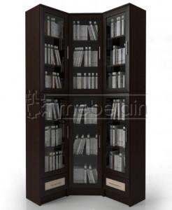 Книжный шкаф «Библиотека Мебелайн 30»