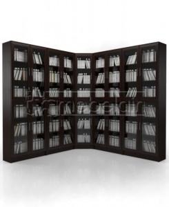 Книжный шкаф «Библиотека Мебелайн 17»