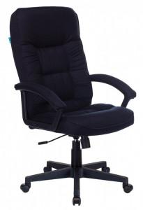 Кресло руководителя T-9908AXSN-Black черный TS-584