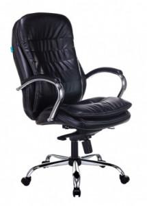 Кресло руководителя Бюрократ T-9950AXSN искусственная кожа