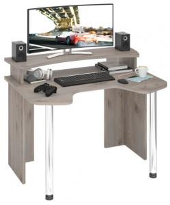 Компьютерный стол СКЛ-ИГР120+НКИЛ120