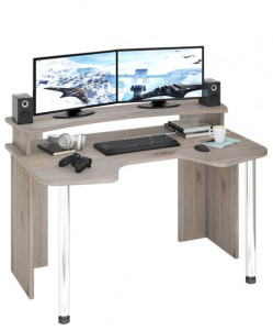 Компьютерный стол СКЛ-ИГР140+НКИЛ140