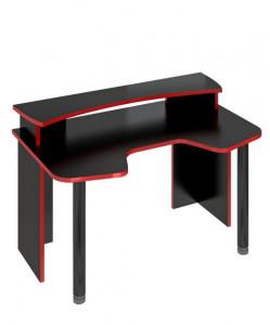 Компьютерный стол СКЛ-ИГР140Ч+НКИЛ140