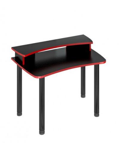 Компьютерный стол СКЛ-СОФТ120МОЧ+НКИЛ120