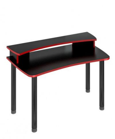 Компьютерный стол СКЛ-СОФТ140МОЧ+НКИЛ140