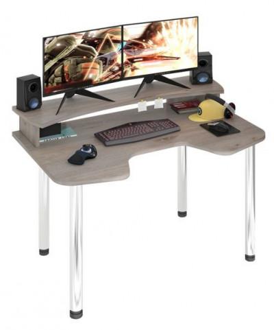 Компьютерный стол СКЛ-ИГР140МО+НКИЛ140