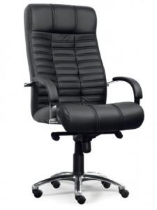 Кресло руководителя СТИ-Кр17 натуральная кожа