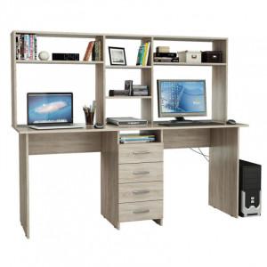 """Компьютерный стол для двоих """"Тандем-2"""""""